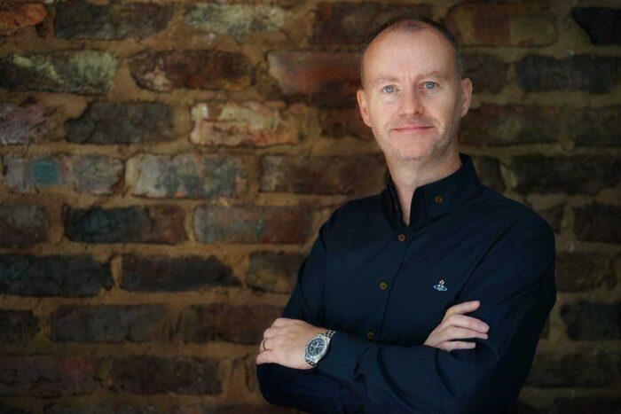 Liverpool Hypnotherapist, Rob Sanderson